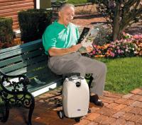 Mobilūs deguonies koncentratoriai pardavimui